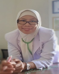 dr. Salmah Jusuf, SpGK